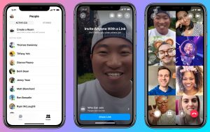 Facebook introduced Messenger Rooms and other features
