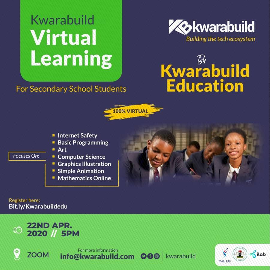 Kwarabuild Virtual Learning For Secondary School