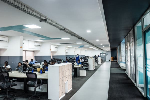 Read more about the article Andela is going fully remote, selling their assets off