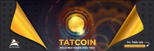 Tatcoin a new tradable token in the cryptocurrency market