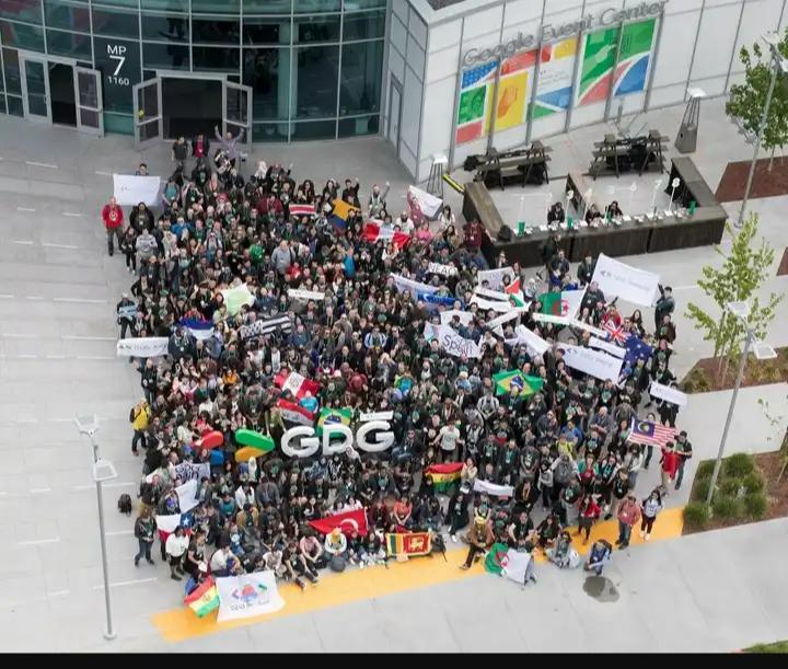 The Best Tech Communities in Nigeria; Google Developers Circle